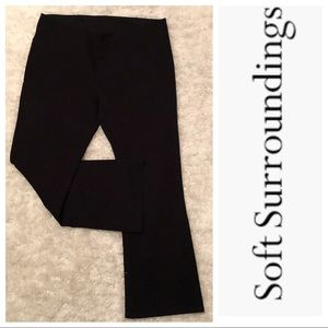 Soft Surroundings Stretch Pull On Leggings